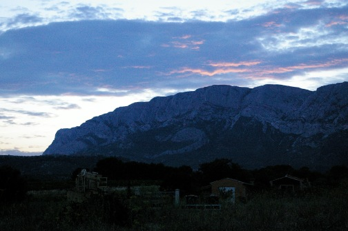Mountains to the Left